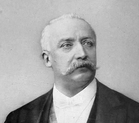 Predsednik Félix Faure